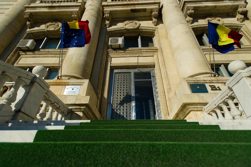 Curtea Constitutionala a Romaniei - CCR