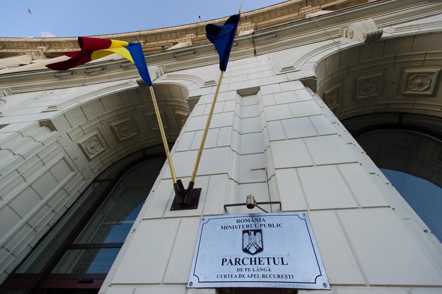 Parchetul de pe langa Curtea de Apel Bucuresti