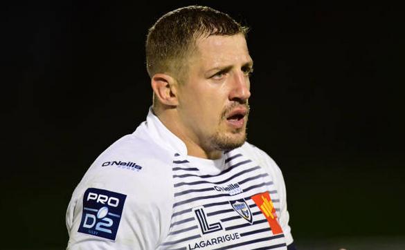 Căpitanul echipei naţionale de rugby a României, Mihai Macovei.