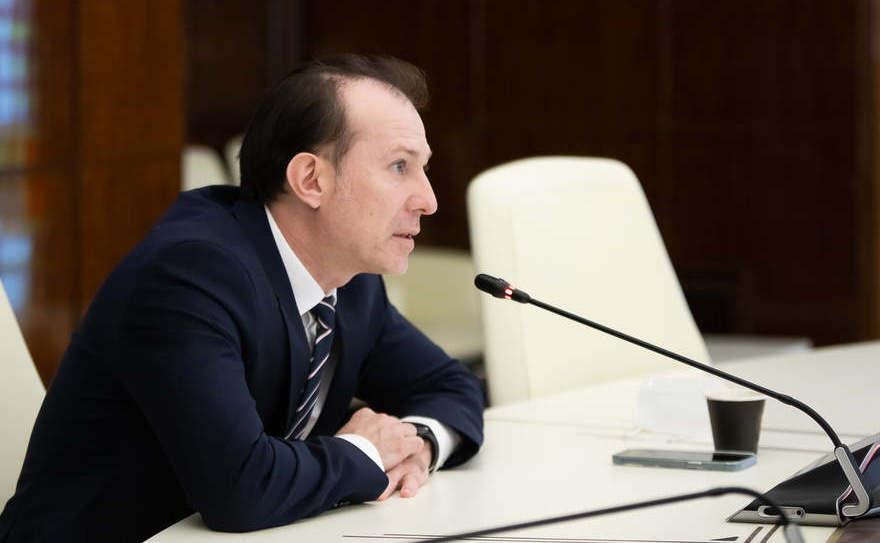 Premierul Florin Cîţu