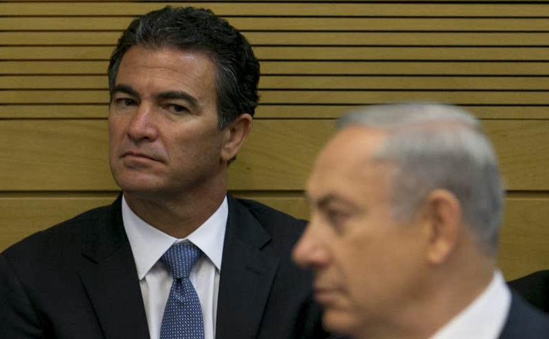 Şeful Mossad-ului Yossi Cohen