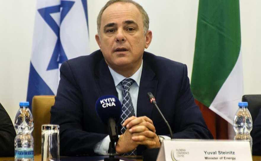 Yuval Steinitz, ministrul israelilan al Energiei