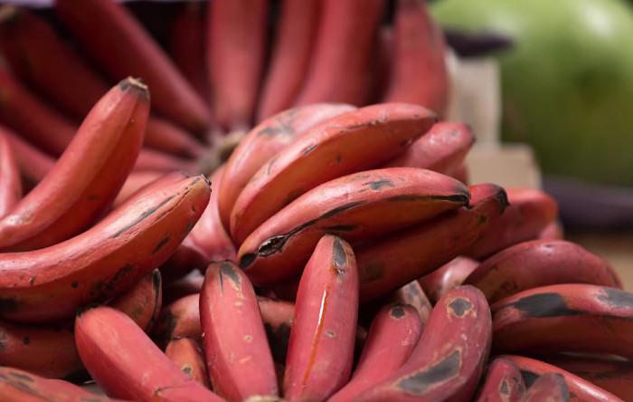 Banane roşii