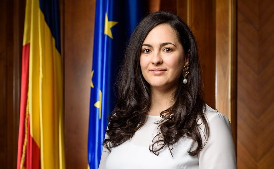 Deputata USR Diana Stoica