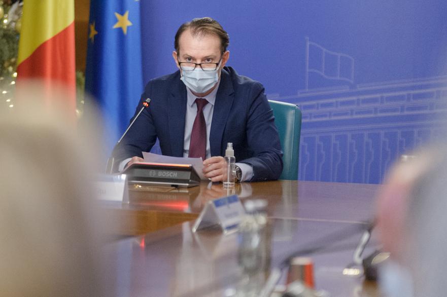 Florin Cîţu, prim-ministru