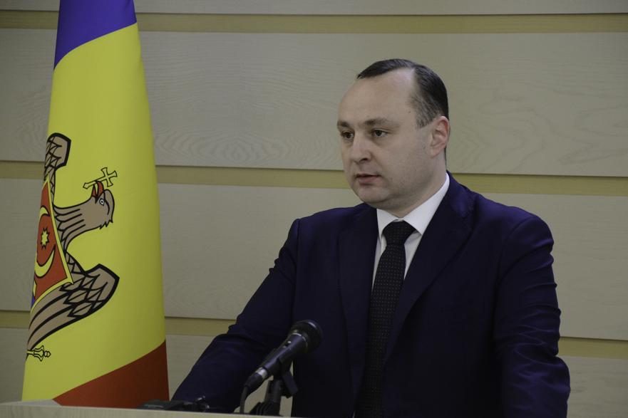 Vlad Bătrîncea, deputat PSRM în Parlamentul R. Moldova