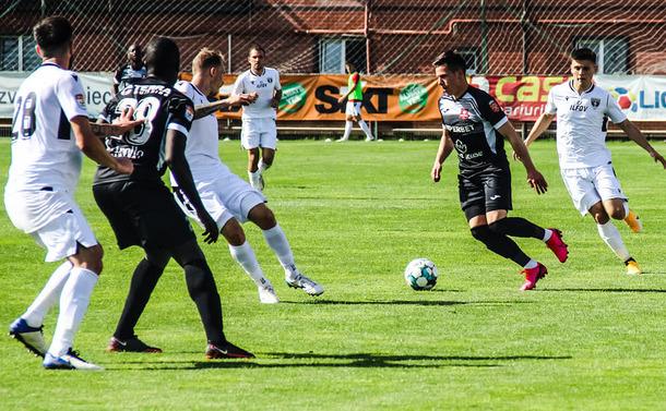 FC Hermannstadt - FC Voluntari 1-0   (1-0), în etapa a cincea a Ligii I   de fotbal.