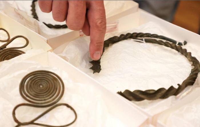 Obiecte din Epoca Bronzului, Suedia