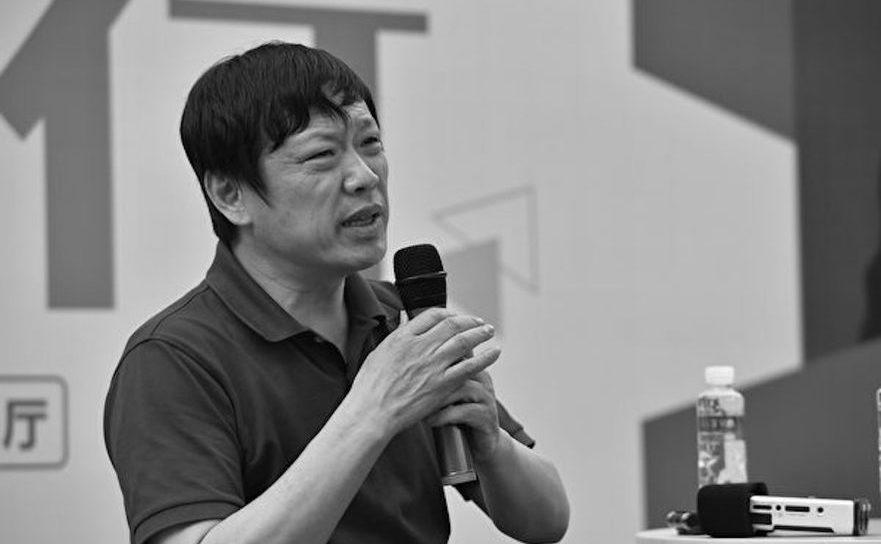Hu Xijin, editorul şef al publicaţiei Global Times, portavocea Partidului Comunist Chinez