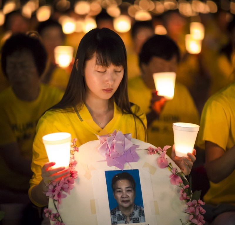 Persecuţia împotriva Falun Gong