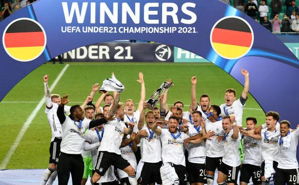 Germania a câştigat Campionatul European de fotbal Under-21.