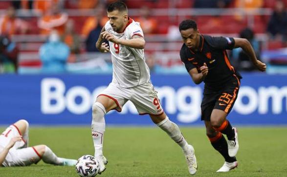 Olanda - Macedonia de Nord 3-0 (1-0), în ultimul meci din Grupa C a turneului final EURO 2020.