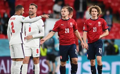 Anglia - Cehia 1-0 (1-0), pe Stadionul Wembley din Londra, în Grupa D a EURO 2020.