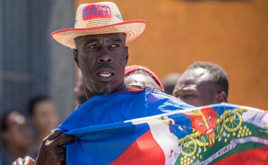 Fostul preşedinte haitian, Jovenel Moise