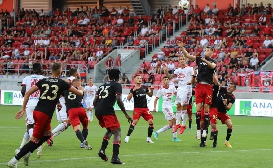 Spartak Trnava - Sepsi OSK 0-0, în turul 2 preliminar a Europa Conference League.