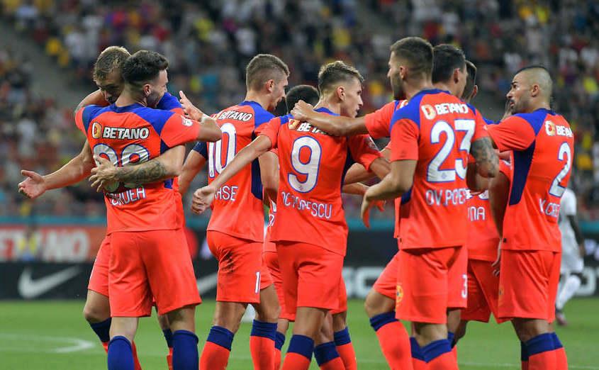Victorie la limită pentru FCSB în Europa Conference League, 1-0 cu Şahtior Karaganda.