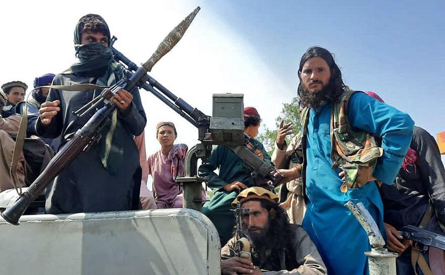Luptători talibani
