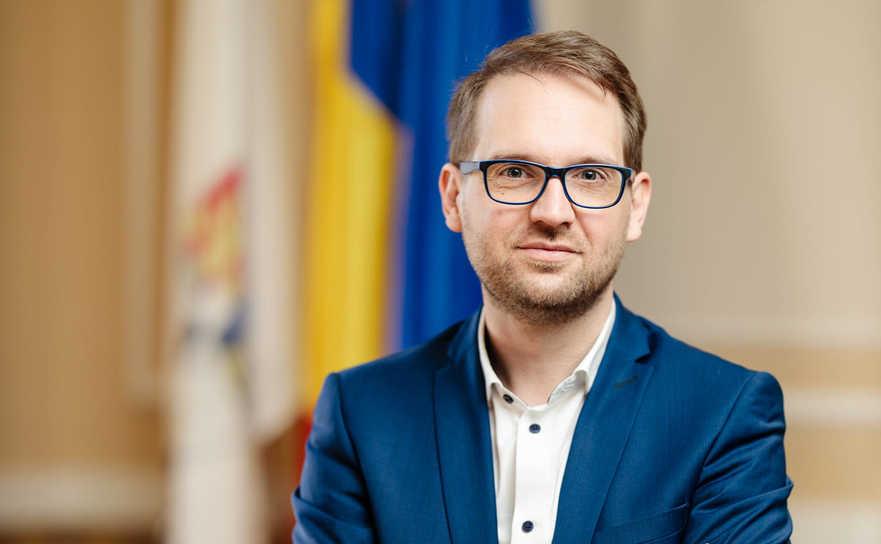 Dominic Fritz, primarul Timişoarei