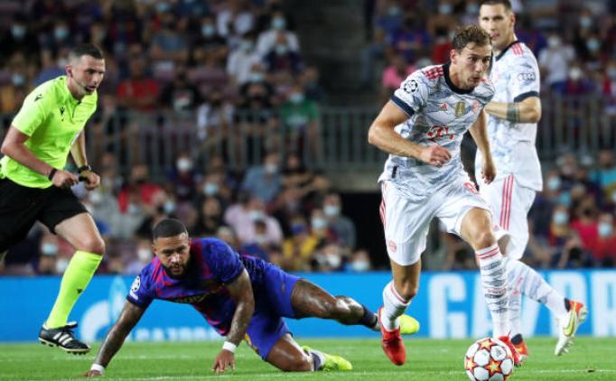 FC Barcelona -Bayern München 0-3,în prima etapă a grupelor Ligii Campionilor la fotbal.