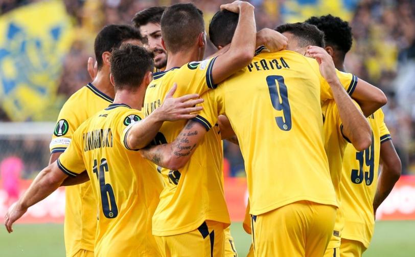 Maccabi Tel Aviv - Alaşkert FC (Armenia) 4-1, în Grupa A a competiţiei de fotbal Europa Conference League.