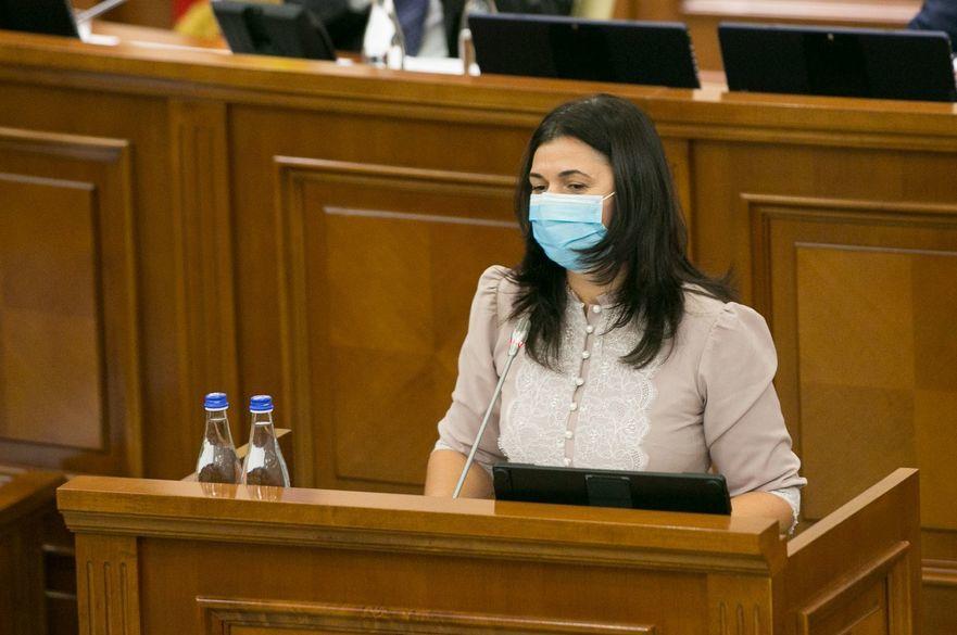 Natalia Moloşag - Avocat al Poporului din R. Moldova