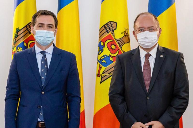 Nicu Popescu şi Bogdan Aurescu