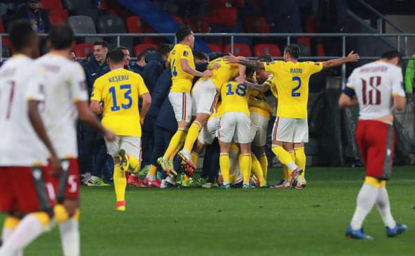 România a învins Armenia cu 1-0, în preliminariile CM 2022.