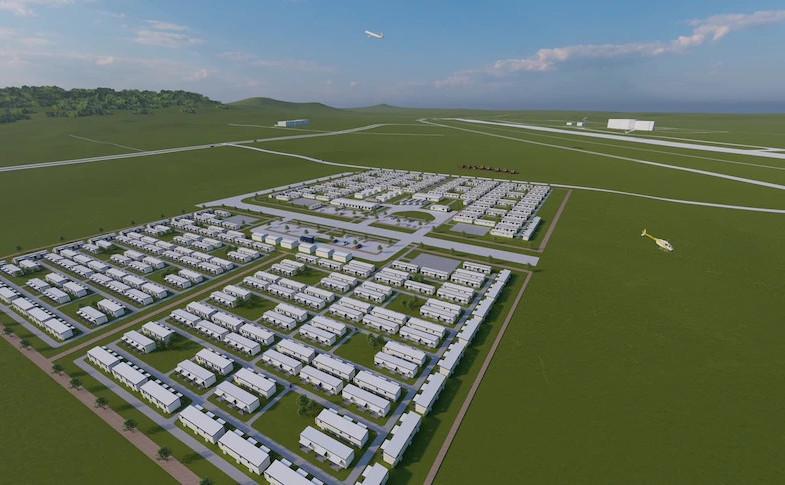 Centrul de carantină Wellcamp cu 500 de paturi va fi operaţional în decembrie