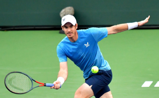 Tenismanul britanic Andy Murray.