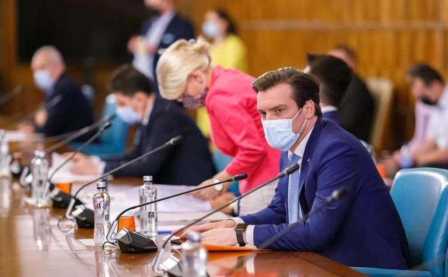 Andrei Baciu, secretar de stat în Ministerul Sănătăţii